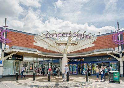 Coopers Square, Burton on Trent