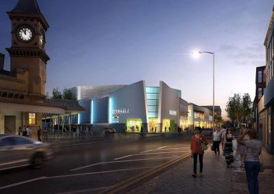 Arndale Centre, Eastbourne