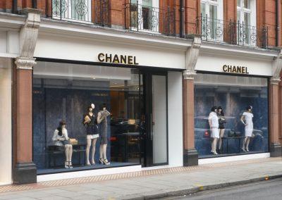 Sloane Street / Kings Road, London