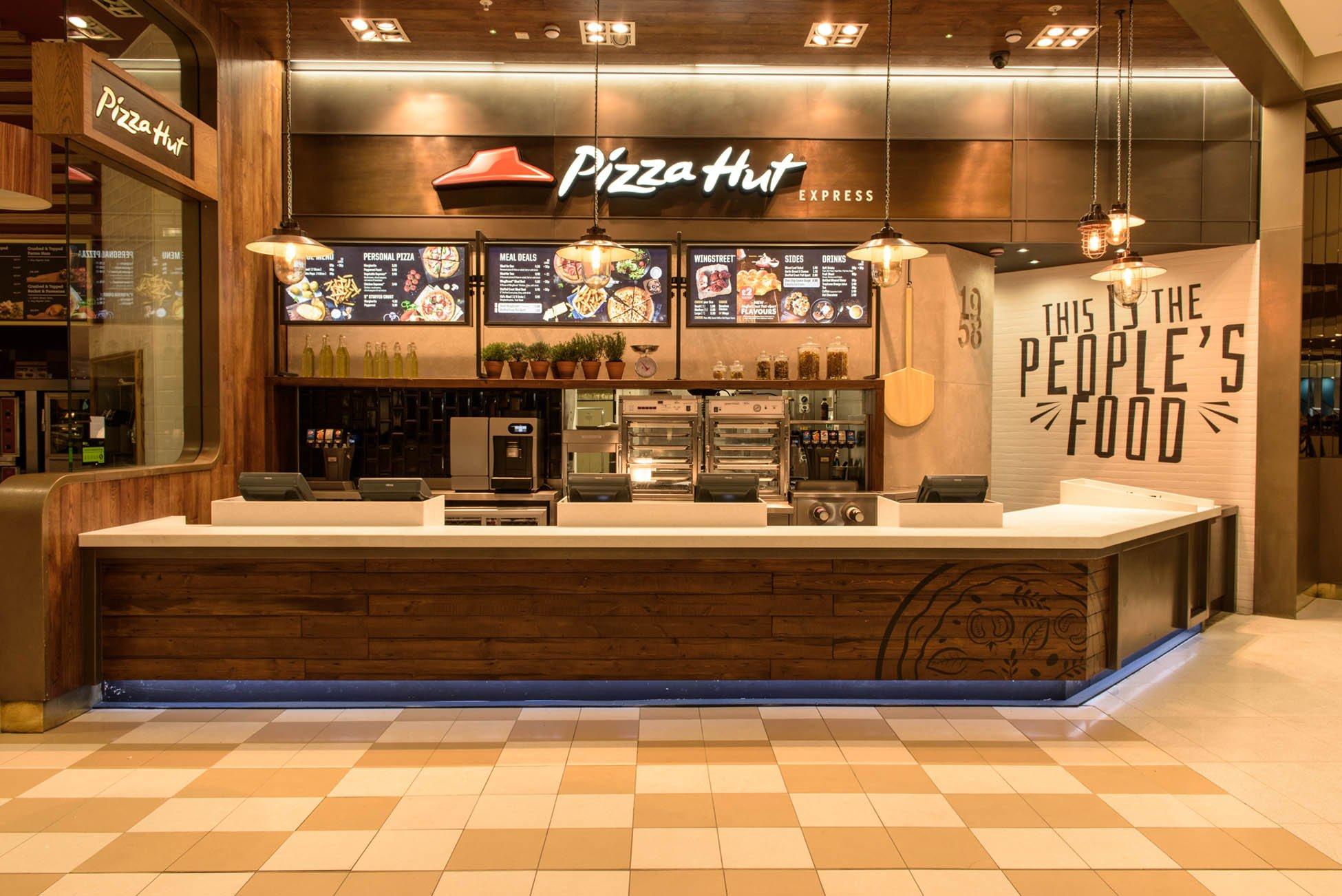 Pizza Hut Lunson Mitchenall