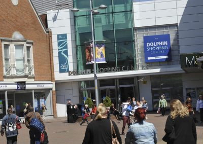 Dolphin Shopping Centre, Poole