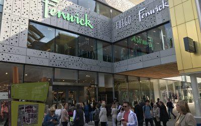 Bracknell's breakthrough retail regeneration revealed