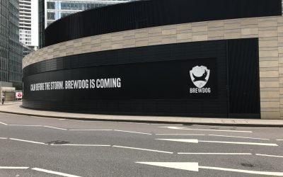 Canary Wharf – BrewDog