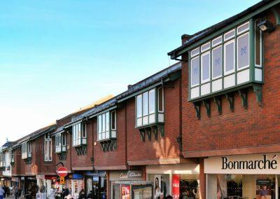 Salter Row & Woolmarket, Pontefract