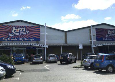 B&M, Lysander Retail Park, Yeovil