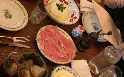 Gloria's restaurant review