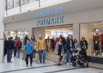 Primark, Burton-on-Trent