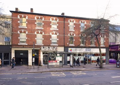 62-64 Long Row & 77-79 Upper Parliament Street, Nottingham